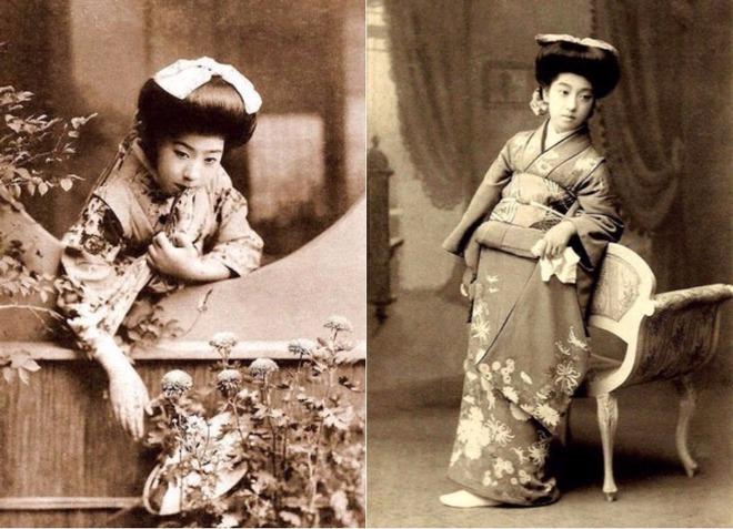 Cuộc đời ly kỳ của Geisha chín ngón nổi tiếng nhất Nhật Bản: Trẻ đa tình hàng nghìn người khao khát, cuối đời đi tu, chết trong đơn độc - Ảnh 7.