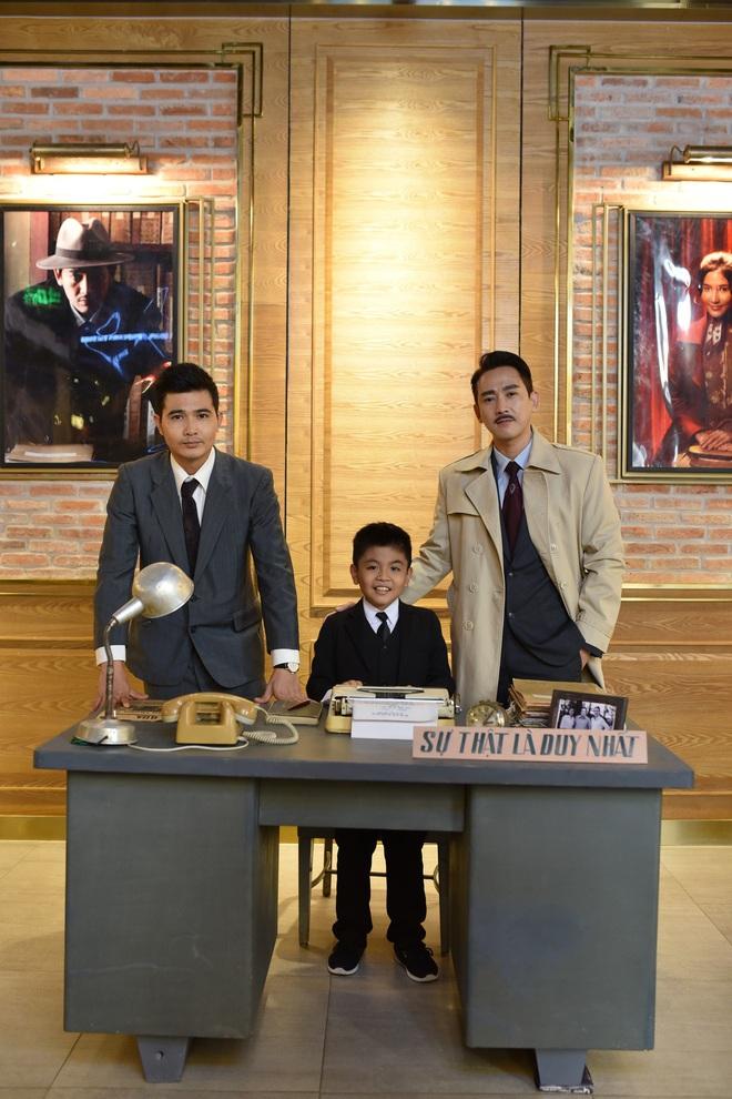 Hứa Vĩ Văn làm thanh tra, tái hợp Diễm My 9X trong vụ án giết người bí ẩn  - Ảnh 9.