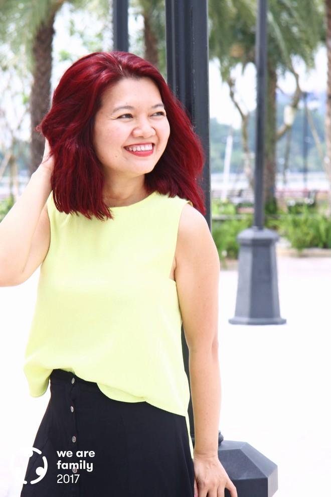 Huỳnh Huyền Trân - CEO Vương quốc Hạnh phúc: Bạn không thể quyến rũ nếu bản thân thiếu hạnh phúc - Ảnh 5.