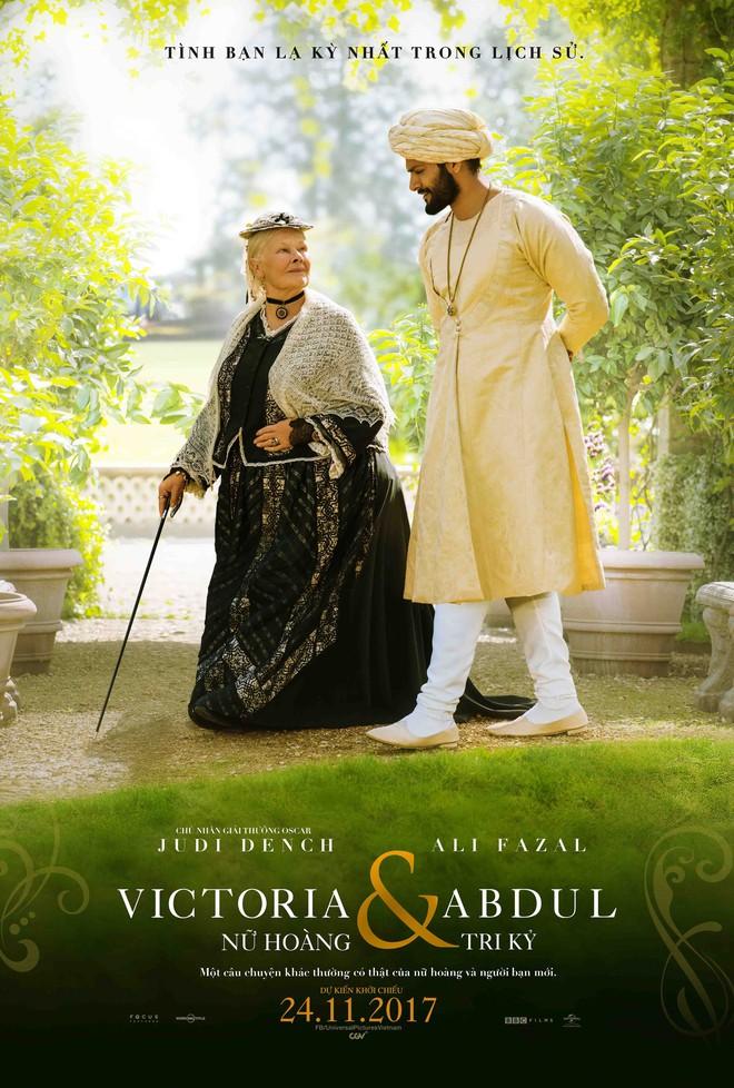 Câu chuyện lịch sử ít ai biết về tình bạn thâm giao kỳ lạ của Nữ hoàng Anh trong Nữ hoàng và Tri kỷ - Ảnh 2.