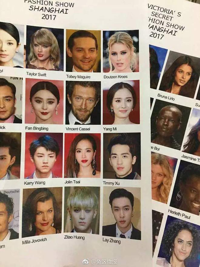 Thảm đỏ Victorias Secret 2017 chắc chắn sẽ là màn đụng độ phong cách của loạt sao Hoa Ngữ đình đám - Ảnh 2.