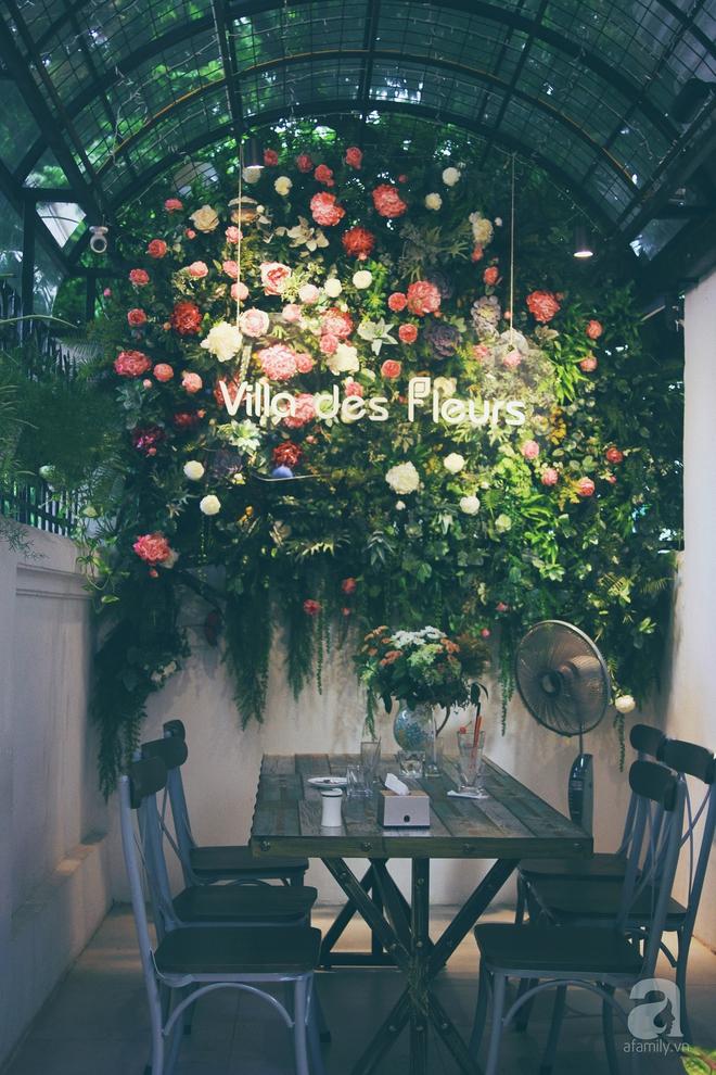 5 quán cafe vừa chất, vừa đẹp ẩn mình trong những ngôi biệt thự cổ ở Hà Nội - Ảnh 24.