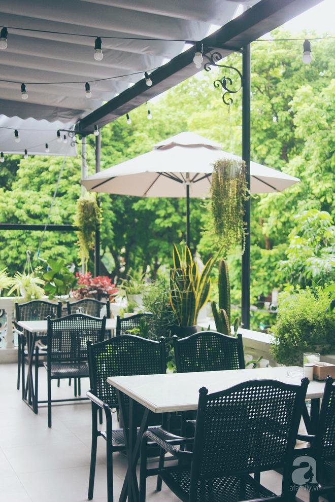 5 quán cafe vừa chất, vừa đẹp ẩn mình trong những ngôi biệt thự cổ ở Hà Nội - Ảnh 26.