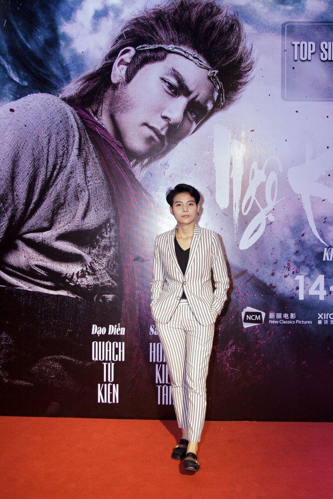 Tim - Trương Quỳnh Anh mặc giống hệt nhau đi xem Tôn Ngộ Không - Ảnh 6.
