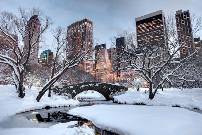 Ngất ngây với những hình ảnh tuyết rơi đẹp lung linh trên khắp thế giới - Ảnh 16.