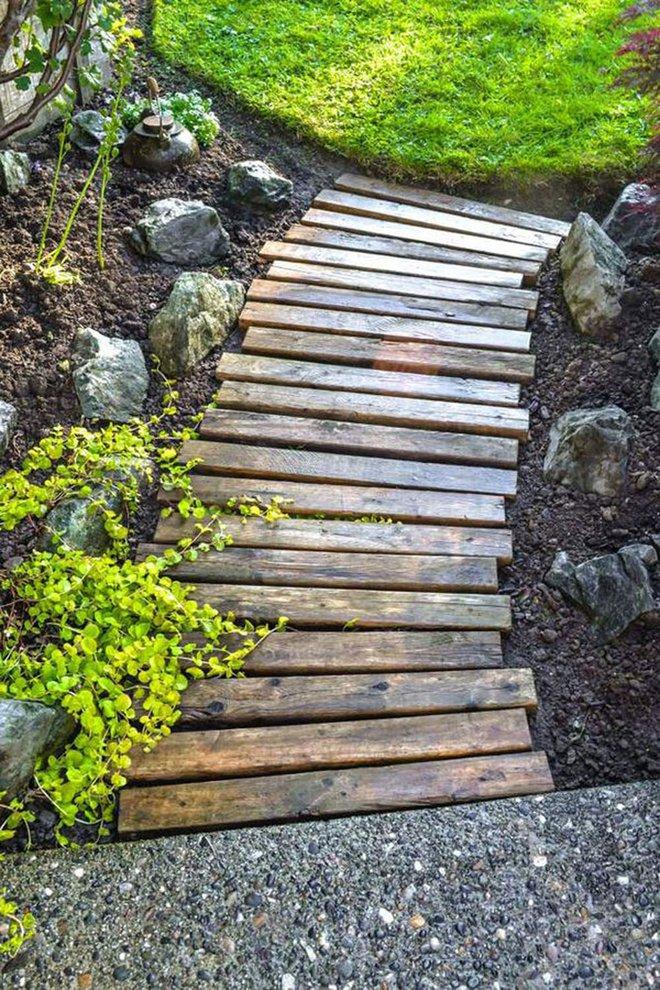 7 ý tưởng trang trí sân vườn đơn giản mà đẹp không chê vào đâu được - Ảnh 6.