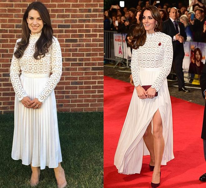 Một fan mê Kate đến nỗi sao chép gần như toàn bộ những thiết kế mà Công nương từng mặc - Ảnh 1.