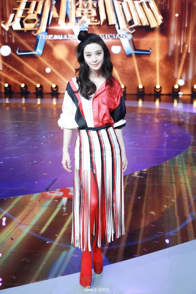 """Là """"Ngôi sao quốc tế mặc đẹp nhất thế giới"""", nhưng Phạm Băng Băng cũng có vô số pha ăn mặc khó hiểu - Ảnh 5."""