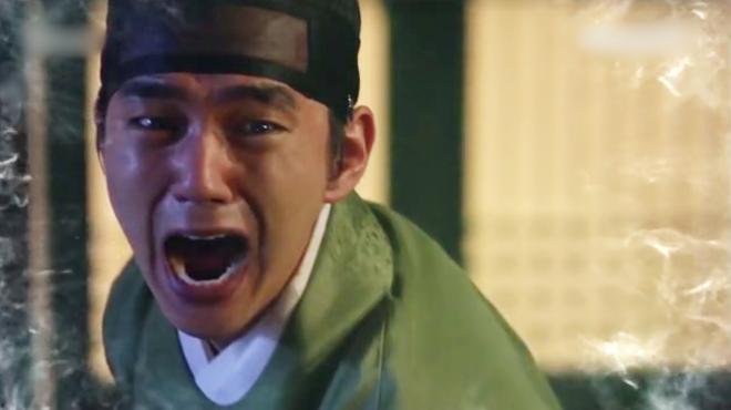 Mặt nạ quân chủ: Chỉ trong một tập Thái tử Yoo Seung Ho mất cả bố, mẹ và người yêu - Ảnh 12.