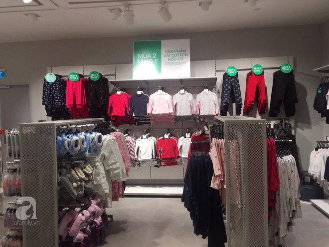 H&M mở store đầu tiên tại Hà Nội: Đồ người lớn rẻ đẹp, đồ trẻ em còn được mua 2 tặng 1 - Ảnh 10.