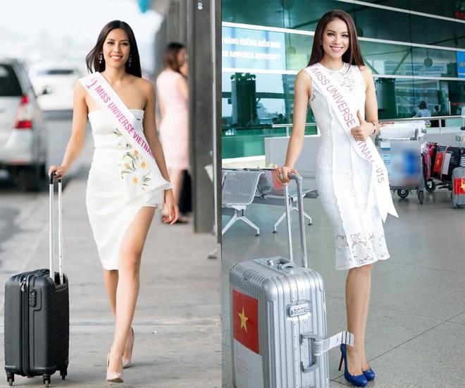 Xem Nguyễn Thị Loan đi thi Miss Universe lần này, mà nhiều người chỉ nhớ đến Phạm Hương của 2 năm trước - Ảnh 9.
