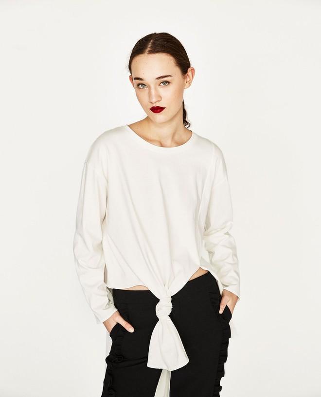 Có thể bạn chưa biết Zara hiện đang sở hữu những chiếc áo phông chất nhất quả đất - Ảnh 15.