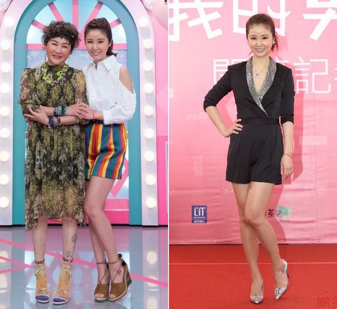 Các nàng gái 1 con còn chờ gì mà không học tập ngay gu thời trang trẻ trung phong cách của Lâm Tâm Như - Ảnh 10.