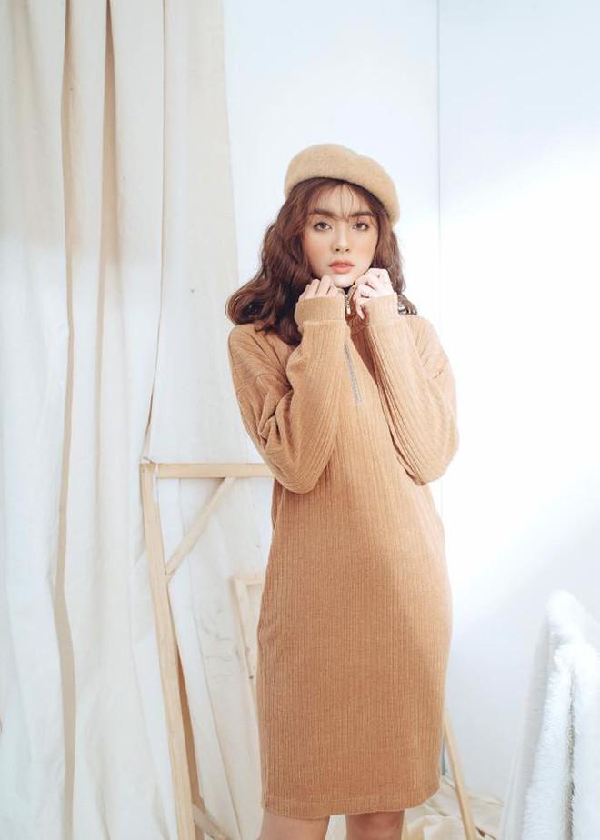 Tết này dự báo trời lạnh, và đây là những mẫu váy len vừa đẹp vừa ấm dành cho các nàng - Ảnh 1.