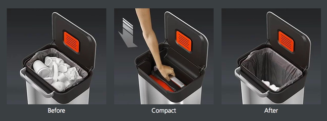 Chiếc thùng rác Thạch Sanh Äầy lại vÆ¡i giúp bạn Äỡ phải Äi Äá» rác - Ảnh 6.