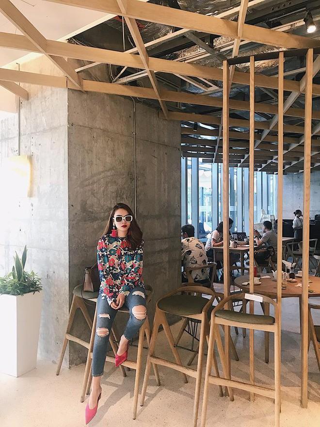 HHen Niê lần đầu sắm đồ hiệu đắt đỏ, đọ độ sang chảnh với Kỳ Duyên trong street style tuần này - Ảnh 7.