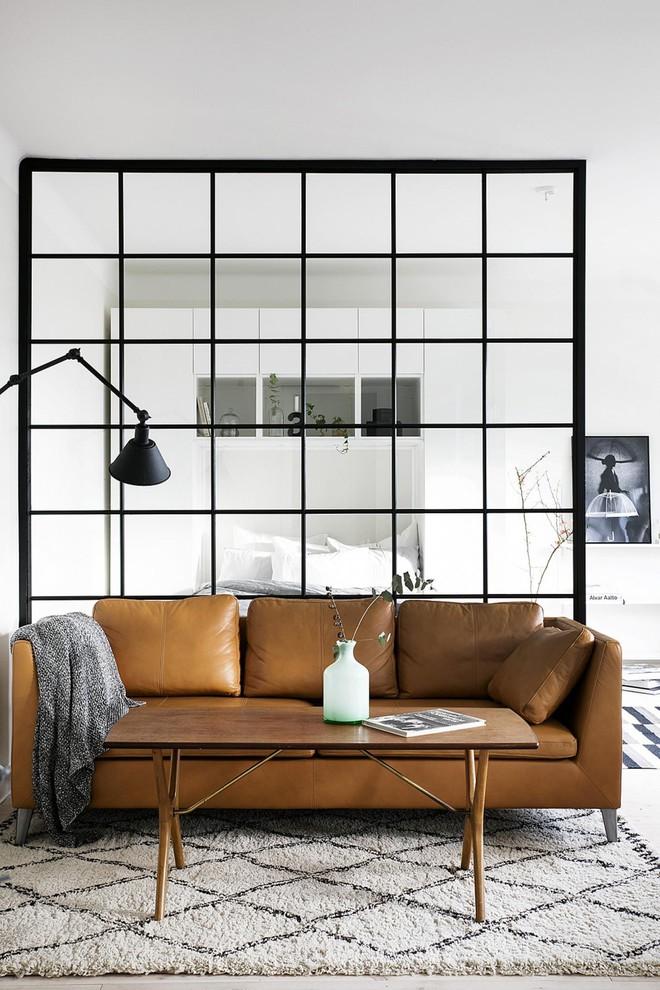 Những ý tưởng sử dụng ghế sofa Stockholm trong phòng khách cực ấn tượng   - Ảnh 2.
