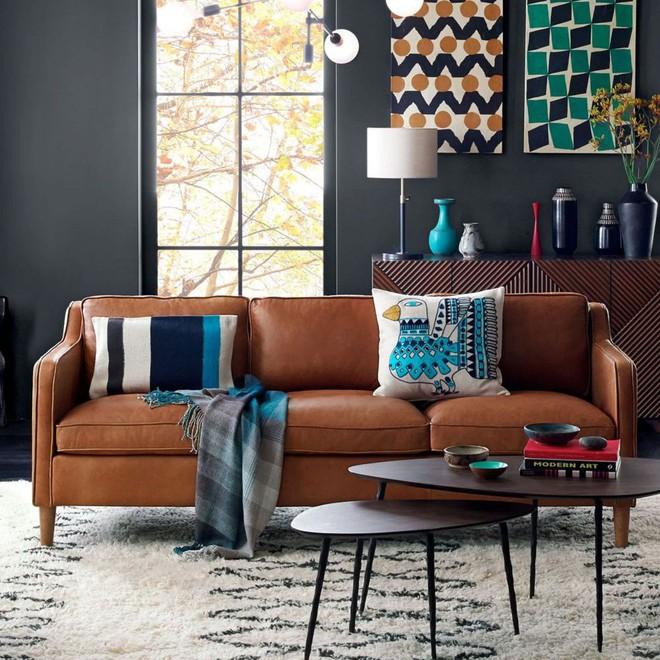 Những ý tưởng sử dụng ghế sofa Stockholm trong phòng khách cực ấn tượng   - Ảnh 3.