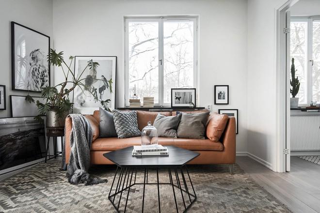 Những ý tưởng sử dụng ghế sofa Stockholm trong phòng khách cực ấn tượng   - Ảnh 5.