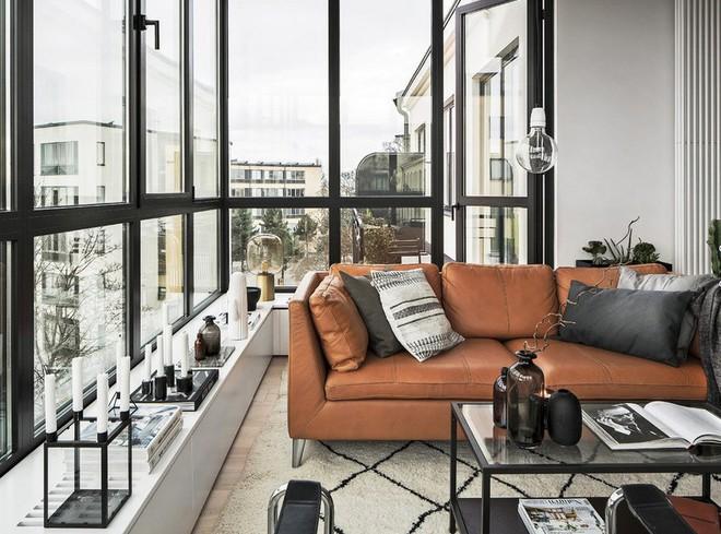 Những ý tưởng sử dụng ghế sofa Stockholm trong phòng khách cực ấn tượng   - Ảnh 7.
