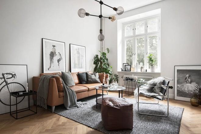 Những ý tưởng sử dụng ghế sofa Stockholm trong phòng khách cực ấn tượng   - Ảnh 8.