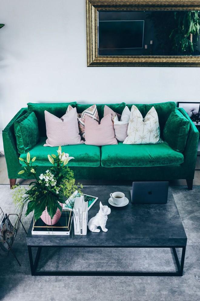 Những ý tưởng sử dụng ghế sofa Stockholm trong phòng khách cực ấn tượng   - Ảnh 18.