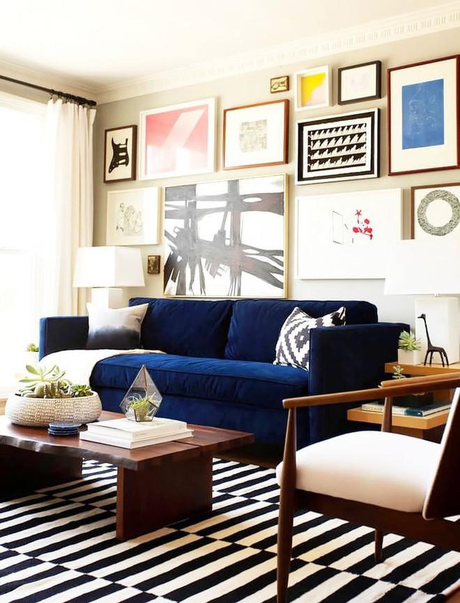 Những ý tưởng sử dụng ghế sofa Stockholm trong phòng khách cực ấn tượng   - Ảnh 14.