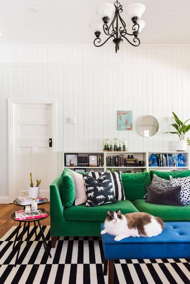 Những ý tưởng sử dụng ghế sofa Stockholm trong phòng khách cực ấn tượng   - Ảnh 16.