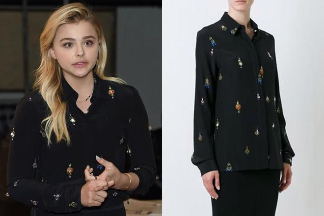 Hẹn hò cậu cả nhà Beckham, Chloe Moretz tích cực diện đồ do bà Beck thiết kế và ngày càng có style giống mẹ chồng tương lai - Ảnh 12.