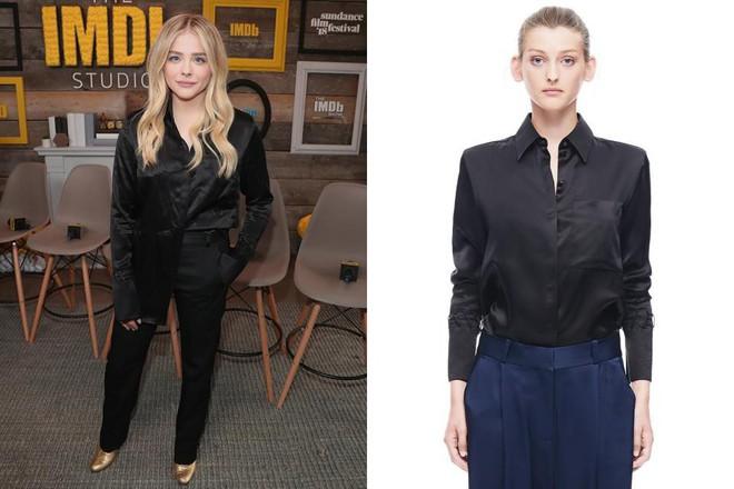 Hẹn hò cậu cả nhà Beckham, Chloe Moretz tích cực diện đồ do bà Beck thiết kế và ngày càng có style giống mẹ chồng tương lai - Ảnh 5.