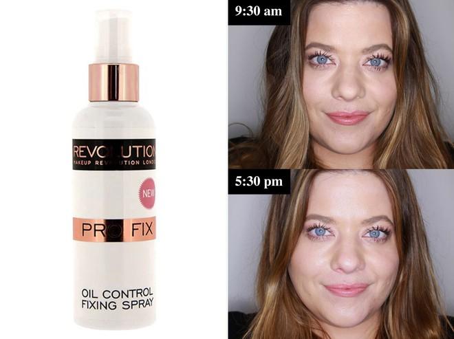 Muốn có lớp trang điểm bền đẹp cả ngày, cô nàng này đã thử 10 loại xịt cố định lớp makeup phổ biến và đây là kết quả - Ảnh 5.