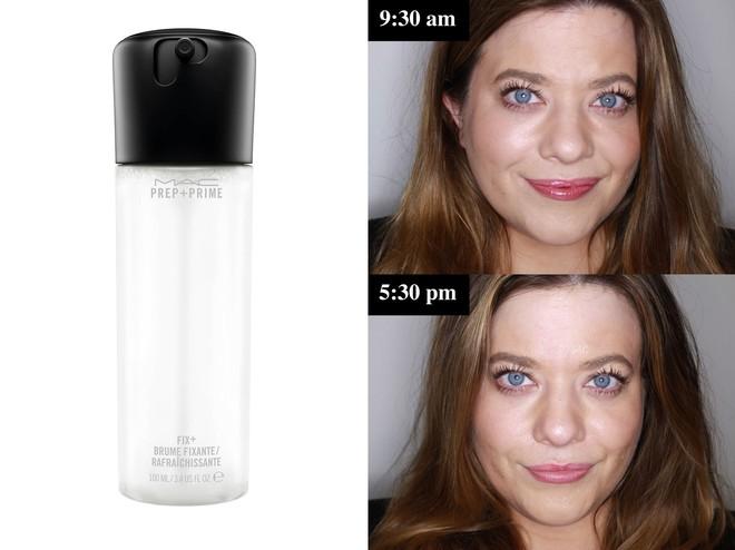 Muốn có lớp trang điểm bền đẹp cả ngày, cô nàng này đã thử 10 loại xịt cố định lớp makeup phổ biến và đây là kết quả - Ảnh 8.