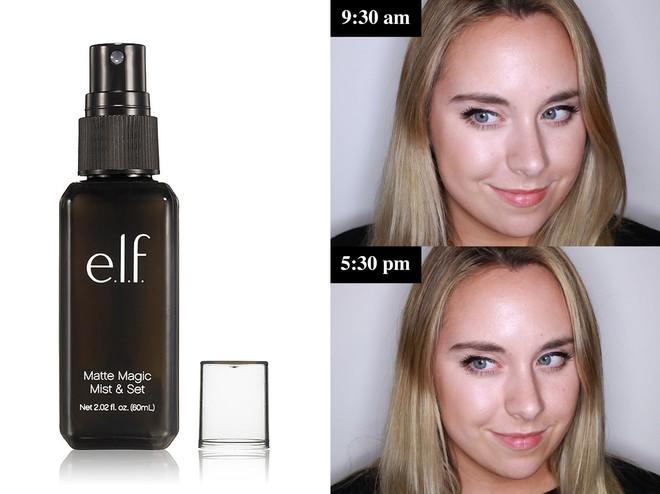 Muốn có lớp trang điểm bền đẹp cả ngày, cô nàng này đã thử 10 loại xịt cố định lớp makeup phổ biến và đây là kết quả - Ảnh 4.
