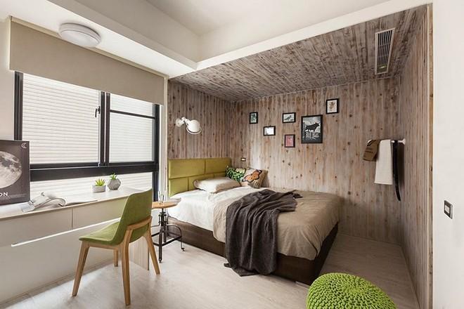Thiết kế căn hộ 122m2 có phòng bếp lớn - Ảnh 12.