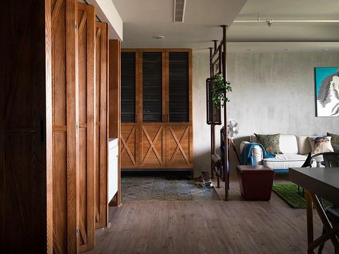 Thiết kế căn hộ 122m2 có phòng bếp lớn - Ảnh 8.