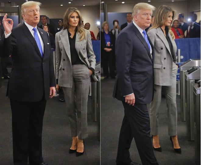 Đệ nhất phu nhân Melania Trump cũng chỉ thường xuyên diện đi diện lại đôi giày đơn giản này - Ảnh 6.
