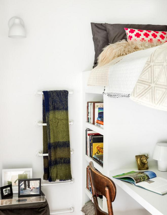 10 ý tưởng giúp phòng ngủ có diện tích nhỏ hẹp trở nên rộng đến bất ngờ - Ảnh 7.