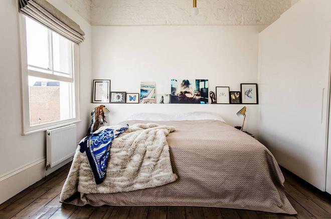 10 ý tưởng giúp phòng ngủ có diện tích nhỏ hẹp trở nên rộng đến bất ngờ - Ảnh 9.