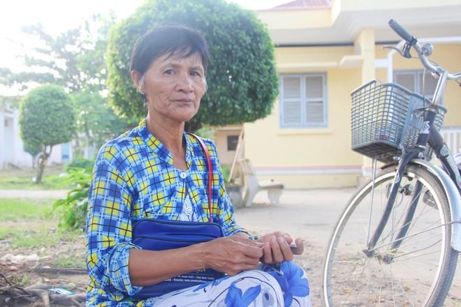 Bà Một mong ước có điều kiện để tiếp tục cho 3 đứa nhỏ đi học, biết được con chữ.