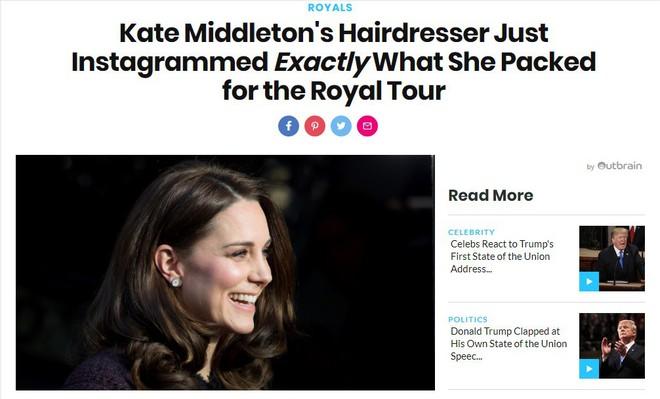 Công nương Kate Middleton cũng chỉ dùng loại keo xịt tóc phổ biến có giá chưa đến  300.000VNĐ - Ảnh 5.