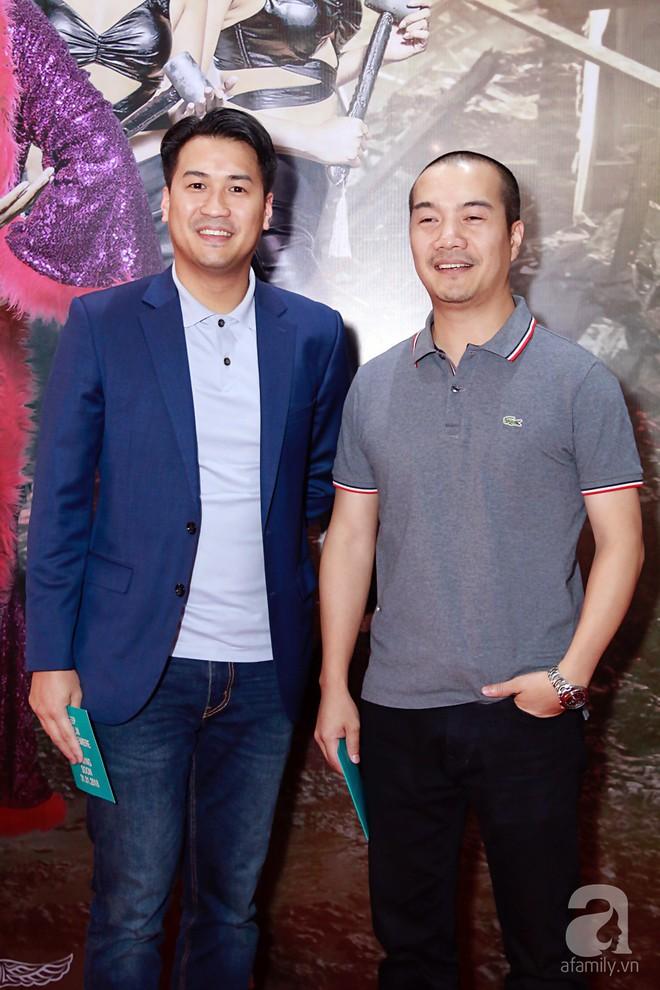 Đôi công chúa nhà Dustin Nguyễn đáng yêu hết mực bên bố mẹ trong họp báo - Ảnh 23.