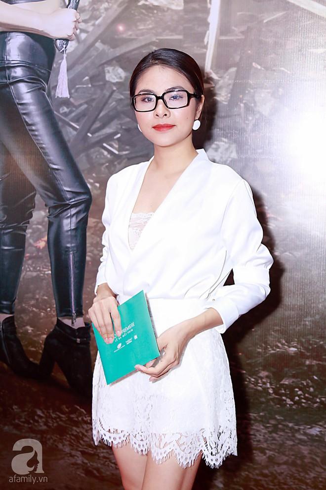 Đôi công chúa nhà Dustin Nguyễn đáng yêu hết mực bên bố mẹ trong họp báo - Ảnh 7.