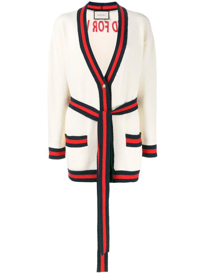 Kỳ Duyên khoe loạt hàng hiệu Gucci mới sắm, đắt nhất là chiếc áo khoác hơn 50 triệu  - Ảnh 6.