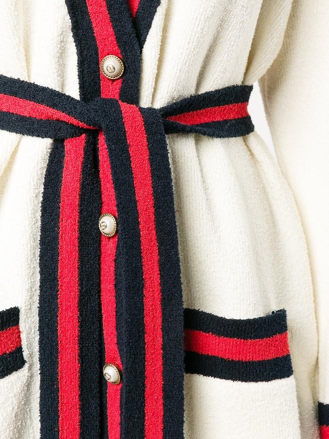 Kỳ Duyên khoe loạt hàng hiệu Gucci mới sắm, đắt nhất là chiếc áo khoác hơn 50 triệu  - Ảnh 7.