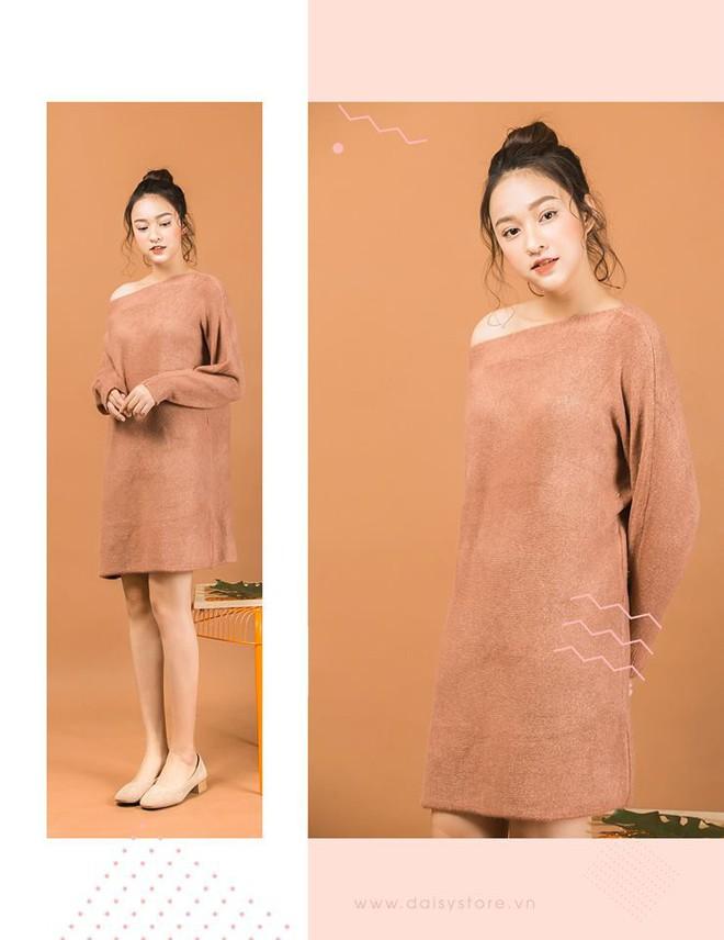 Tết này dự báo trời lạnh, và đây là những mẫu váy len vừa đẹp vừa ấm dành cho các nàng - Ảnh 11.
