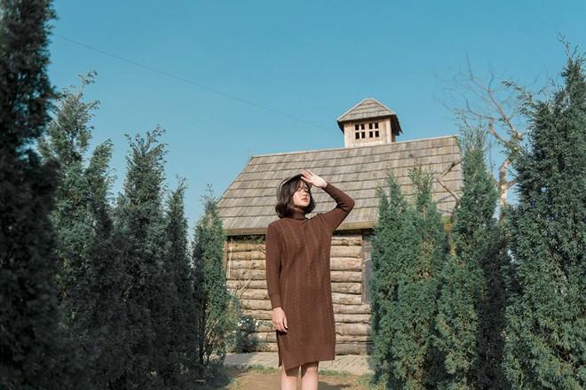 Tết này dự báo trời lạnh, và đây là những mẫu váy len vừa đẹp vừa ấm dành cho các nàng - Ảnh 14.