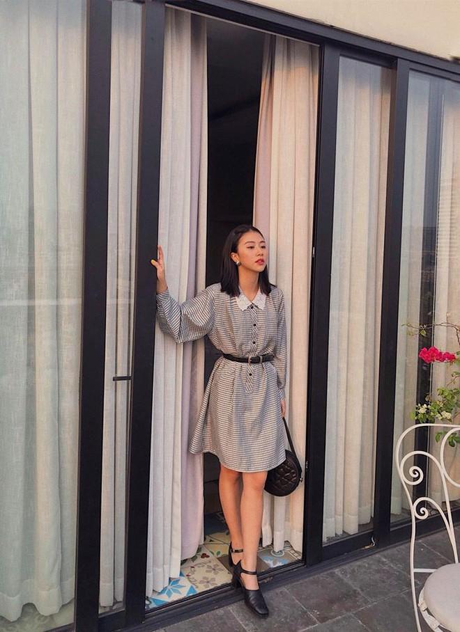 Nhìn Hà Tăng, Jolie Nguyễn... diện street style sắc đỏ mà chợt nhận ra: Tết đã về gần lắm rồi đây! - Ảnh 12.