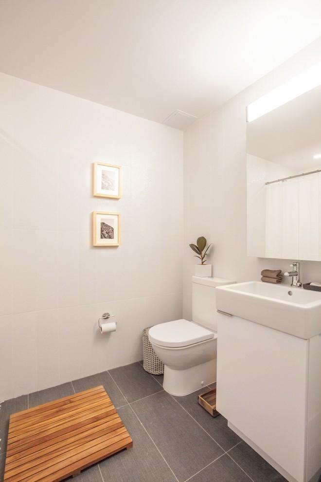 Diện tích chỉ khoảng 25m², căn hộ này đã khiến cho nhiều người không khỏi ngỡ ngàng vì sự tiện nghi của nó - Ảnh 9.