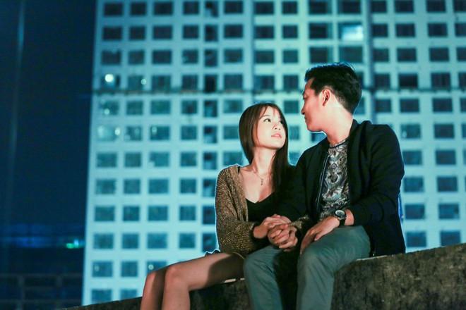 Sốc với cảnh Trường Giang bị người đẹp Sam cưỡng hôn nhiều lần - ảnh 3