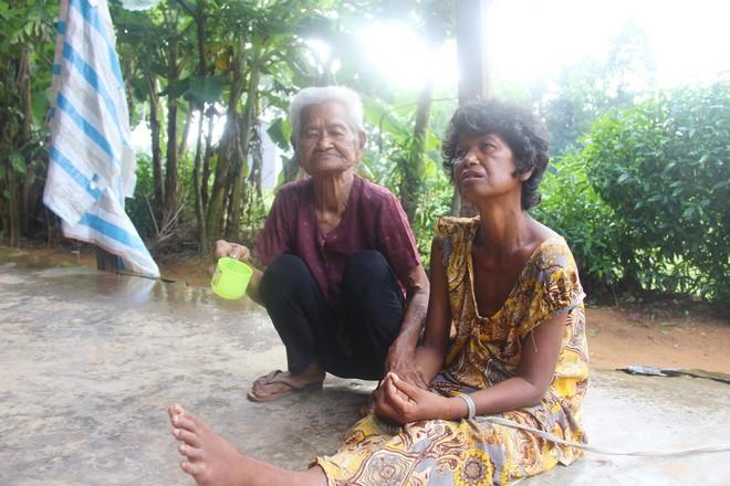 Không còn cảnh xin từng bữa cơm nuôi 4 người con tâm thần, người mẹ già 86 tuổi đã có một cuộc sống mới - Ảnh 4.